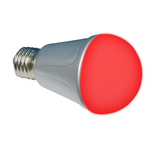 云家8W彩光球泡灯系列