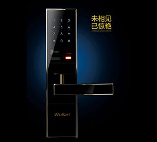 物联之家密码指纹锁