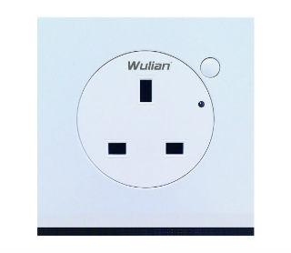 Wulian英标墙面插座