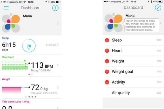 Withings Pulse Ox运动腕带试用:漂亮又智能